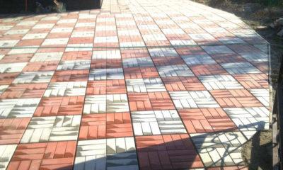 Цены и особенности вибролитной тротуарной плитки